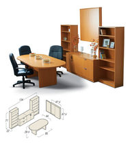 boardroom table  OFFICES TO GO