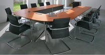 boardroom table AUDIENCE Haworth Europe