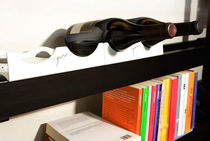 bottle rack by Toton & AA Viola  Borella design