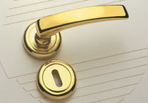 brass door handle ROMA CAL