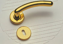 brass door handle MILENA CAL