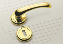 brass door handle IRINA CAL