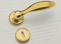 brass door handle SESAMO CAL