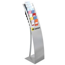 brochure display rack COURBE DOUBLET