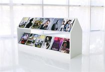 brochure display rack BLOCK HORREDS