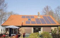 building-integrated photovoltaic module (BIPV) METROLIGHTPOWER Metrotile France