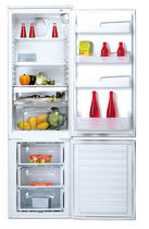 built-in bottom mount refrigerator RBCP 3183 Rosières