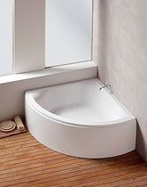built-in corner bath-tub SCELTA 3677 HOESCH Design