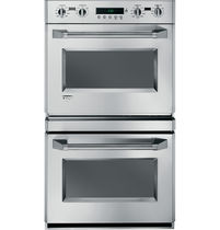 built-in double electric oven ZET2PMSS Monogram