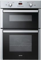 built-in double electric oven BD2116AX  GORENJE