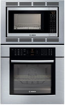 built-in double electric oven HBL8750UC BOSCH
