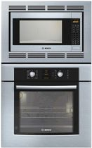 built-in electric oven with microwave oven HBL5750UC BOSCH