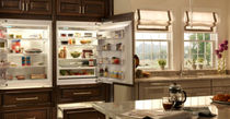built-in energy efficient bottom mount refrigerator (Energy Star certified) 736TFI SUB-ZERO