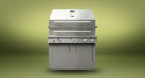 built-in multi-fuel barbecue (charcoal, wood, gas) K750HB KALAMAZOO OUTDOOR GOURMET