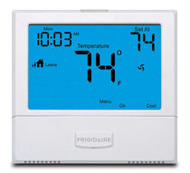 built-in programmable thermostat PRO1 T805 Frigidaire, Division of NORDYNE