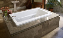 built-in rectangular bath-tub PRIMO: 7242 JACUZZI