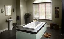 built-in rectangular bath-tub PRIMO: 6032 JACUZZI