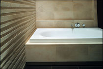 built-in rectangular bath-tub E-HOUSE ROMA Decor