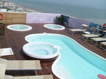 built-in swim spa  SANYA