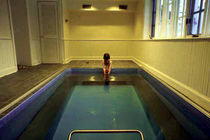 built-in swim spa ENDLESS POOL ENDLESS POOLS