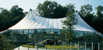 cable membrane tensile structure (for zoo) ZOO HELLABRUNN PFEIFER