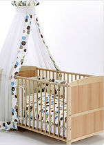 canopy baby bed (unisex) ROBIN Geuther