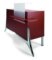 cash counter for hairdressers GIUGIARO DESIGN: PLATOIR by Giugiaro Design Gamma &amp; Bross