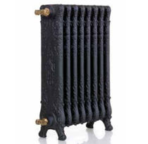 cast iron horizontal hot-water radiator BELLE EPOQUE : FORTUNE CINIER