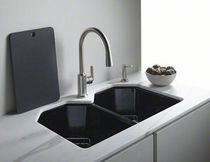 cast iron kitchen sink L20305-00 KALLISTA