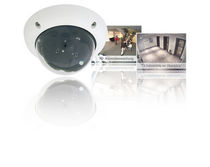 CCTV dome video surveillance camera MONODOME D24 MOBOTIX