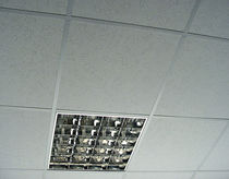 ceiling tile speaker for suspended ceilings 1.002.901.012 INTELLIHOME Automation Technology