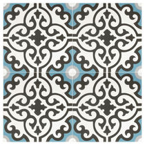 cement floor tile: victorian look EF01 SDA Decoration