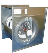 centrifugal extractor fan for rectangular duct systems TYPE HE Fischbach Luft- u. Ventilatorentechnik GmbH