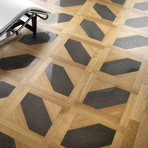 ceramic and solid wood flooring SOPHIE - NATURAL OAK PARQUET IN