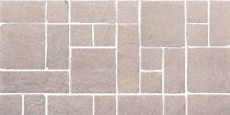 ceramic floor tile: rustic BRAVO GREY COTTO TILES