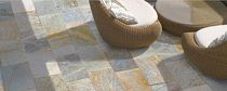 ceramic floor tile: stone look ROCK  Azteca