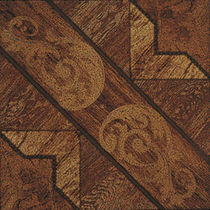 ceramic floor tile: wood look CARIBE APARICI