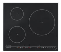 ceramic glass hob: induction RBI 637 Rosières
