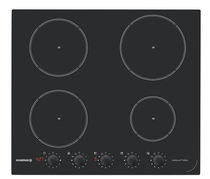 ceramic glass hob: induction RBI 6475 T Rosières