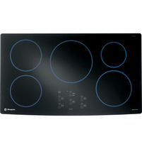 ceramic glass hob: induction ZHU36RBMBB Monogram