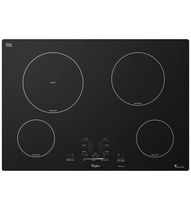 ceramic glass hob: induction GCI3061XB Whirlpool