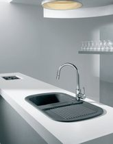 ceramic kitchen sink GOURMET ROCA
