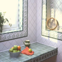 ceramic mosaic tile PROGRESSION EMAUX DE BRIARE