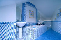 ceramic mosaic tile for bathroom HARMONIES EMAUX DE BRIARE