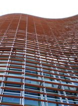 ceramic profile for facade cladding TERRART® BAGUETTE NBK Keramik