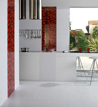 ceramic wall tile: kitchen pattern ASPE/SINAÍ UNDEFASA