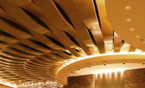 cerified wooden suspended ceiling (FSC-certified) CURVALON Rulon company