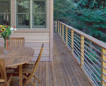 certified solid wood deck board (FSC-certified) ELITE KNOTTY International Forest Products