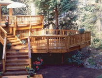 certified solid wood deck board (FSC-certified) REGAL AK International Forest Products