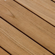 certified solid wood deck board (FSC-certified)  NATURAL & WOOD